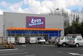 b u0026m homestore in worting road is set to open tomorrow from