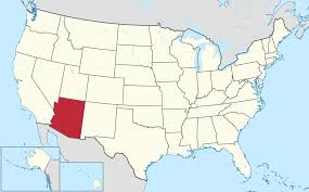 Arizona Strip Map by List Of Cities And Towns In Arizona Wikipedia