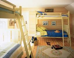 Maine Bunk Beds Shutter Bunk Bed Maine Cottage Bunk Bed And Bunk Rooms