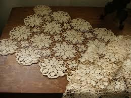 Crochet Table Runner Pattern Table Runner New 564 Snowflake Table Runner Crochet Pattern