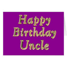 happy birthday uncle greeting cards zazzle com au