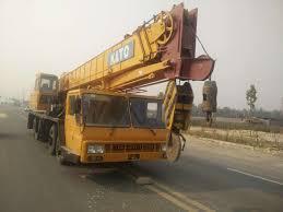 used truck cranes shanghai yuechao trading co ltd