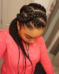 plaited hair styleson black hair best 25 black braided hairstyles ideas on pinterest black