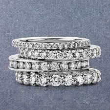 stackable diamond rings planning tips 7 reasons to choose platinum stackable diamond rings