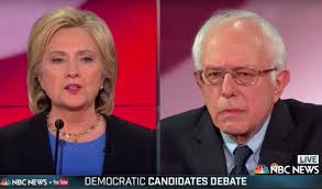 hillary clinton u0027s campaign rips bernie sanders plan to defeat isis