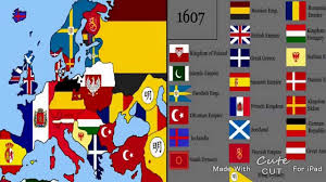 European Flags Images Fictional History Of Europe With Flag History Youtube