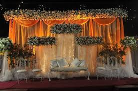 2014 latest islamic wedding decoration thrones settee back