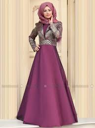 www modanisa kösem evening purple muslim evening dresses modanisa