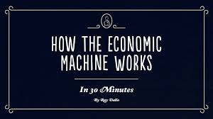 How How The Economic Machine Works By Ray Dalio Youtube