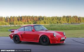porsche 911 v8 doubling up the chevy v8 powered 912 speedhunters