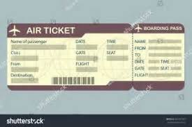 gift certificate template airline ticket resume example language