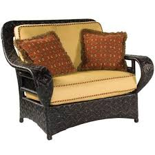 Wicker Settee Replacement Cushions Lane Venture Replacement Cushions Bob Timberlake D Collection