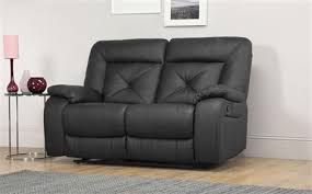Black Leather Reclining Sofa Leather Recliner Sofas Buy Leather Recliners Online Furniture