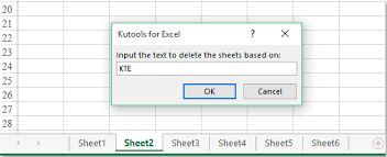 how to delete worksheet based on cell value in excel