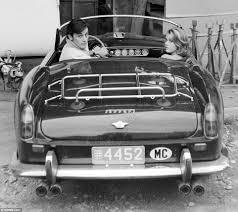maserati ferrari ferrari and a rare maserati among 60 classic cars found abandoned