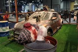 Horror Themed Home Decor by Trunk Or Treat 15 Halloween Car Decoration Ideas Carfax