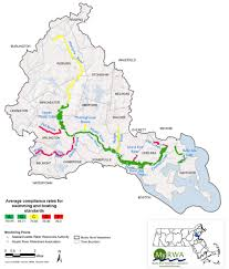 Map Of Boston Harbor by Maps U0026 Atlas U2014 Mystic River Watershed Association