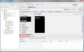 android gui designer android ui design basics for developers developer