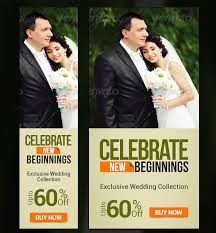 Design X Banner Wedding | 40 psd wedding templates free psd format download free