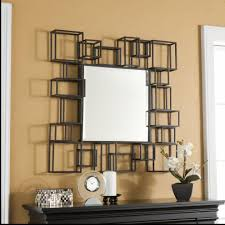 home design large living room mirror extra wall art framed