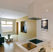 Open Floor Plans House by Small Open Floor Plan Kitchen Living Room Bkc Kitchen Bath An