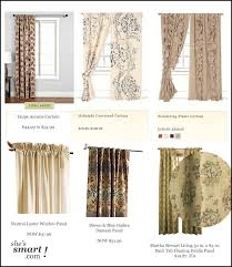 cindy crawford drapes i m shopping for curtains like anthropologie urban outfitters