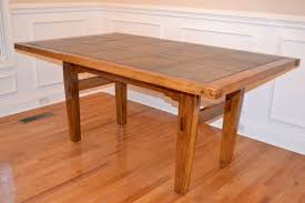 Handmade Kitchen Table Kitchen Table Handmade Wood Dining Table Industrial Dining Set