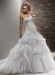 strapless wedding dresses ball gown with sparkles naf dresses