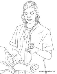 innovation ideas nurse coloring pages nurse coloring pages cecilymae