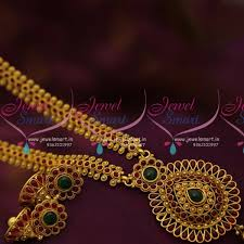 necklace pattern collection images Nl7002 kemp haram collections long necklace fancy gold design buy JPG