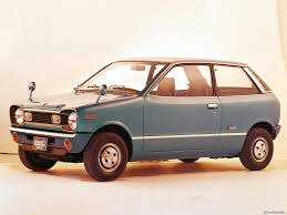 mazda chantez with single rotor engine mini cars pinterest