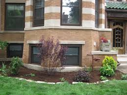 Front Yard Landscape Design by Front Yard Landscaping In Chicago 4 Seasons Painting And