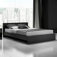 black platform bed frame best 25 queen platform bed frame ideas on