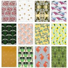 deco wrapping paper nouveau gift wrapping paper pad pipii