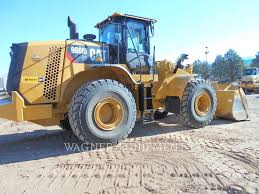 2016 caterpillar 966m xe wheel loader for sale 1 165 hours