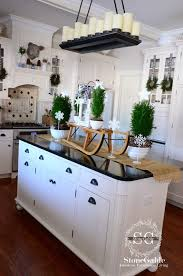kitchen christmas decorating ideas farmhouse christmas decor a bit of farmhouse galvanized zinc