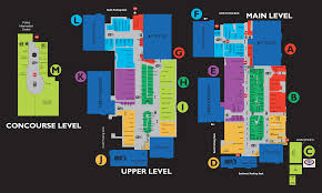 Seattle Premium Outlet Map by Jersey Gardens Mall Map