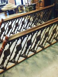 Antique Banister Antique Rare Teak Carved Railing From Architectural Indian Furniture