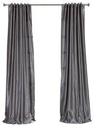black silk curtains designs mellanie design