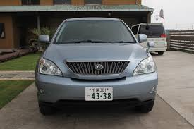 harrier lexus 2005 2003 toyota harrier 3 0 executive class ready for export auto