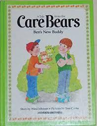 care bear bens buddy ward johnson children u0027s press ct