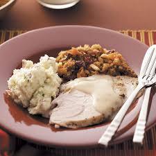 turkey recipes taste of home
