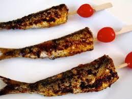 cuisine sur plancha brochette de sardines espelettardes cuisson plancha recette ptitchef