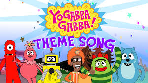 yo gabba gabba theme song official lyric video
