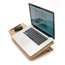 Lap Desk With Mouse Pad Laptop Desk Table Tray Shelf Holder Desks Office Furniture For