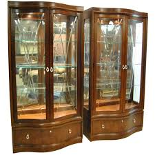 curio cabinet kitchen homecrest cabinets frameless awful