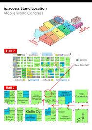 Ip Address Map Ip Access Mwc 2017