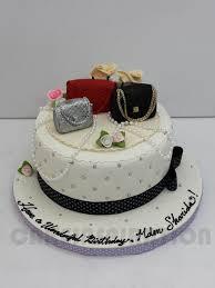 theme cakes customized 3d collection fashion designer bag theme cake
