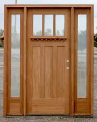 Exterior Door Varnish Craftsman Exterior Doors In 7 0