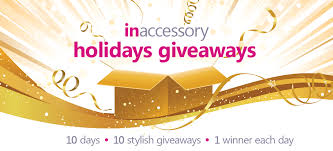 thanksgiving giveaways inaccessory
